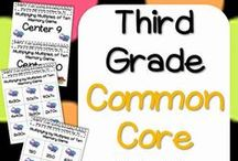 Third Grade / by Meredith Reeves