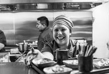 My Favorite Nashville Restaurants / My favorite eateries. All are gluten-free friendly, foodie-approved and a handful feature female chefs. Enjoy!