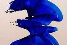 BLUE / by Amy Lynn Grover