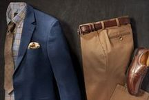 Quality Tips / Tips to help you identify quality menswear and how to wear it best. / by Jos. A. Bank