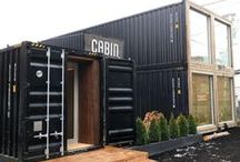 Tiny Homes / Metal container homes, shipping container homes, tiny homes, recycled homes
