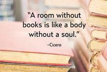 For the Love of Books / Book lover problems and pretty pics of books!