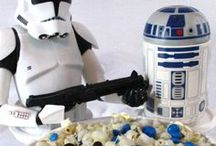 Star Wars Snacks / Get ready for your next Star Wars party with these fun snacks. Fast, simple and fun for the whole family to enjoy!