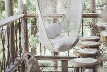 Homey / Interior inspiration / by hammocks&high tea