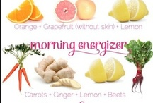Yummies- Juices, Smoothies, and Other Healthy Stuff / by Leslie Porter