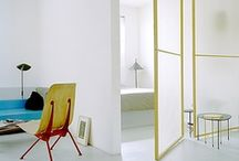 Spaces / Home & Studio inspiration