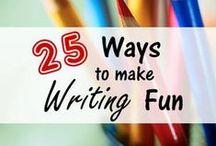 Writing / by Yajaira Rivera