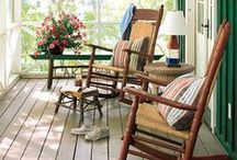 Porches / by Lynn Skehan
