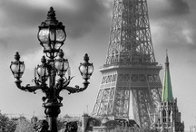 paris / Frenchify your life. / by Debra Campbell-Hicks
