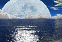 Moon... / by Debi Griffin