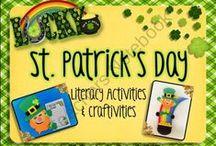 St Patrick's Day / by Yajaira Rivera