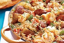 Cajun Cookin' / for the Southern Bayou love in us all .... / by Anne McErlean