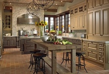 kitchens / by Tim Ellwood