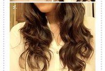 Hair! / by Sydney Branson