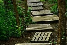 Pallets...Who knew? / by Debi Griffin