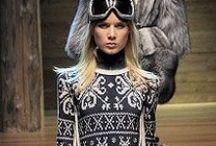 skiing - fashion / storage