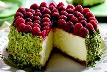 Cheesecakes and Tarts / by Sara Clark