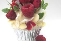Pretty Cakes,Cookies, Beverages and Party Cards... / by Debi Griffin