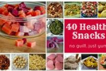 Healthy Snack Recipes / Primarily gluten, grain, dairy, sugar, and egg FREE