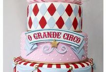 Tiered And Layer Cakes... / by Debi Griffin