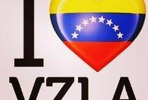 Venezuela / Todo sobre mi VENEZUELA / by Yajaira Rivera