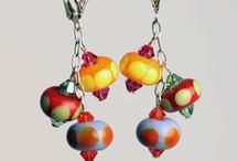 Earrings by Felice Designs / by Felice Designs