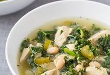 Soups & Crockpot / by Alice Knight