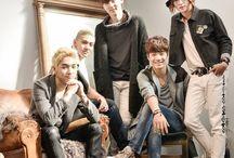 NU'EST / [JR] [Aron] [Minhyun] [Baekho] [Ren] Pledis Entertainment  15032012