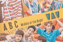 VAV / [St. Van] [Baron] [ACE] [Ayno] [Jacob] [Lou] [Ziu] ex-members [Zehan] [Xiao] [Gyeoul] A Team Entertainment  31102015