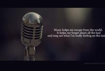 Where words fail...music speaks
