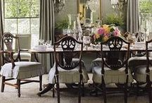 SLC Inspiration Dining Spaces
