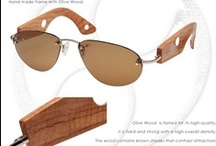 Eco Friendly Eyewear  / Eco Friendly, sustainable eyewear and products