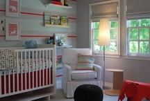 Inspiring Nurseries & Kids Rooms / This is a collection of inspiring nurseries, children's bedrooms, play rooms -any little limpet spaces really :) I love to see how other people arrange their little one's spaces, their interesting use of colours and new design ideas, and applying them in my own way to themes which i design for my own little business and passion... Spaces for Dreaming. / by Brooke Cain