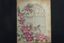 cards / by Linda Gainer