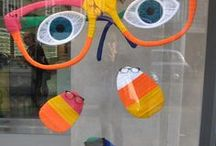 Easter / Easter Marketing Ideas, including window displays, merchandising, eyewear and Easter Food