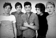 Oh One Direction / by Victoria Gassaway