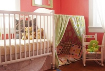 Kid's Rooms / by Kimberly Green Barnett