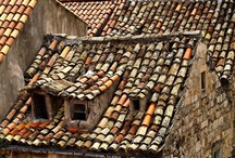architecture - Roofs and Chimneys