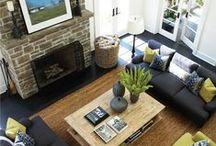 Living Room Ideas / by macydawn