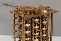 π !  Pi Day - La journée de Pi / March 14 is a day we celebrate the number π! Nous célébrons le nombre π le 14 Mars.  3.14159265359   / by Canada Science & Technology Museums Collection