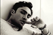 """I'm Chuck Bass. / """"I'm all yours. Mind, body, and scheme."""" / by Insia"""