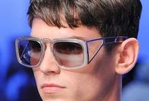 Sunwear On Runways 2014 / Mens and Womens Eyewear and sunwear for 2014- 2015 from the Runways