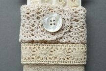 Vintage and Antique Lace  / Vintage and Antique lace are highly collectibles and sought after especially by DIY and crafty people. You can use vintage lace on a lot of project and home decor stuff.