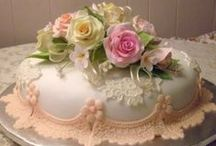Cakes / by Linda Myers