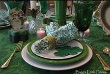 St. Patrick's Day / Recipes, crafts, and fashion to inspire your St. Patrick's Day festivities! #crafts #food #recipes #fashion / by Jodi P. Shaw