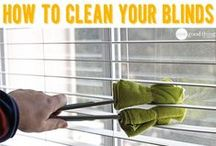 tips :: cleaning blinds / no more worrying and panicking when it comes to cleaning, here are all the blind cleaning tips you'll need to keep your window dressings looking as good as new...