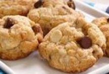 Recipes: Cookies / Cookie recipes, peanut butter cookies, chocolate chip cookies, gluten free cookies, apple cookies, pecan cookies, oatmeal cookies and more / by RANTSNRASCALS
