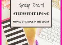 STRESS FREE LIVING GROUP BOARD