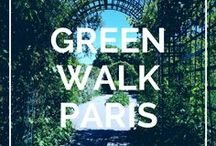Green Walk in Paris / Pictures of the Green Walk in south Paris (Called the Coulée Verte), an unknown green path crossing the City of Light !