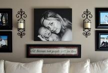 Home Ideas I Love / by Dawn Miears